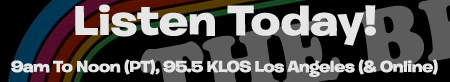 listen to Breakfast With The Beatles on 95.5 KLOS FM, Los Angeles